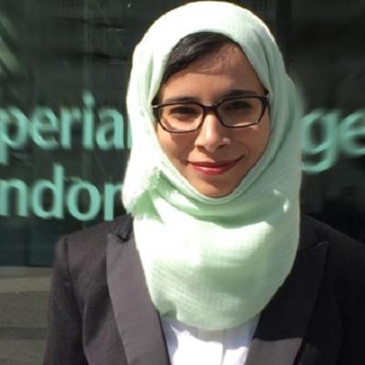Dr Aisha Al-Sarihi
